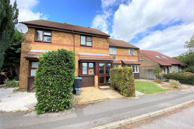 Thumbnail Detached house for sale in Lancaster Way, Abbots Langley