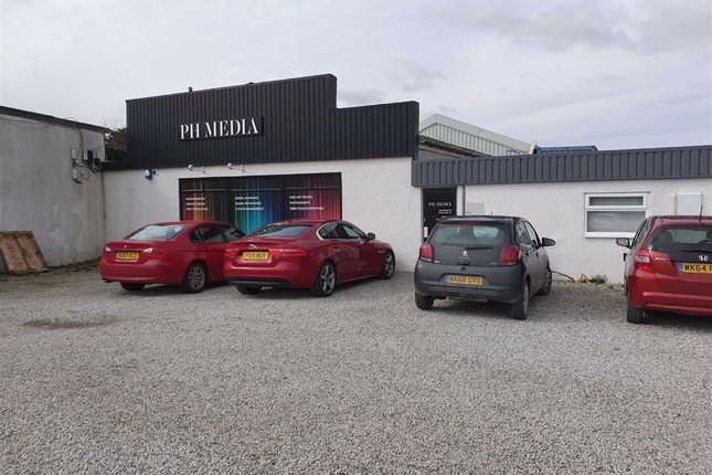 Thumbnail Office to let in Unit C, Victoria, St Austell, Cornwall