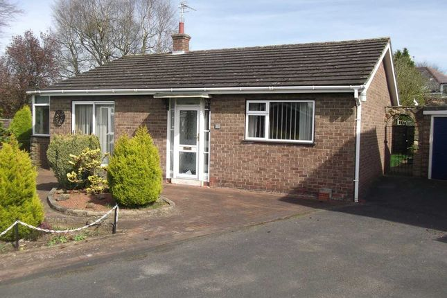 Thumbnail Detached bungalow for sale in Goosecroft Lane, Northallerton