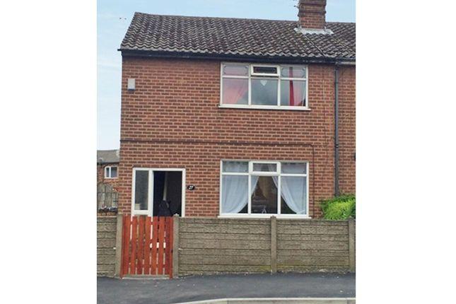 Thumbnail 3 bed semi-detached house for sale in Ellesmere Road, Wigan, Lancashire