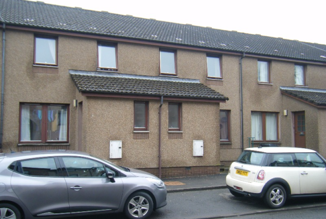 Thumbnail Flat to rent in Rosebery Terrace, Stirling, 1Tx