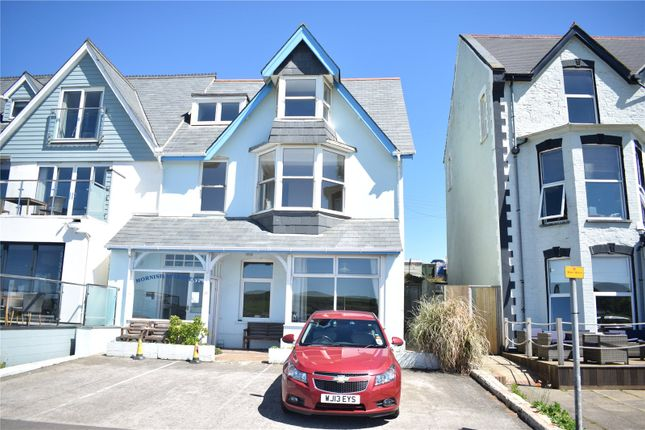 Thumbnail Flat to rent in Summerleaze Crescent, Bude