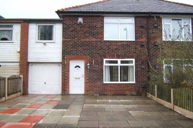 Thumbnail Terraced house for sale in Union Bank Lane, Widnes