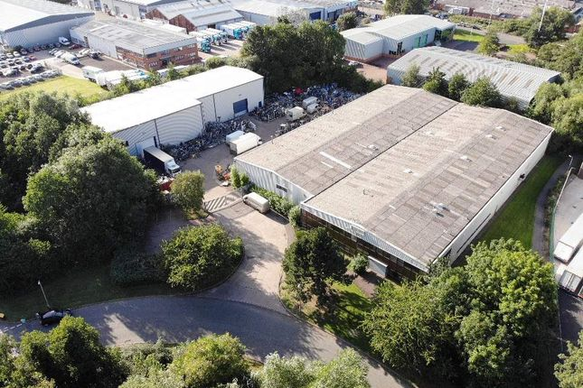 Thumbnail Warehouse for sale in Broad Ground Road, Redditch