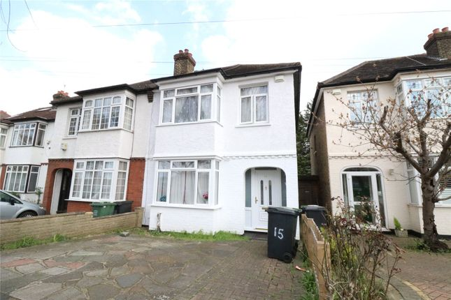 Thumbnail Semi-detached house for sale in Fordmill Road, Catford, London