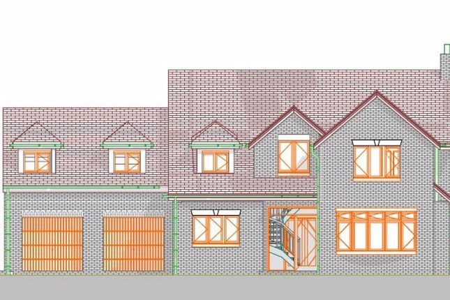 Thumbnail Detached house for sale in Plot 4, Pool Hill Road, Horsehay