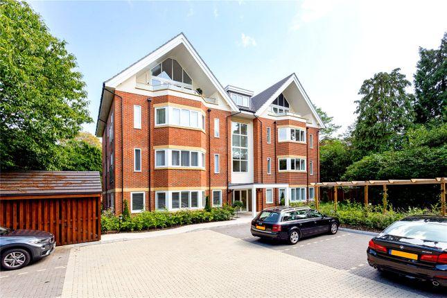 Thumbnail Flat for sale in Grovelands, 5 Burton Road, Branksome Park, Poole
