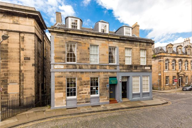 Thumbnail Terraced house for sale in 37 Broughton Place, New Town, Edinburgh
