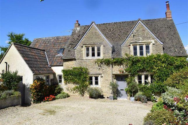 Thumbnail Link-detached house for sale in Park Lane, Sutton Benger, Chippenham, Wiltshire