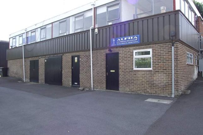 Thumbnail Office to let in Unit 7 Scylla Industrial Estate, Winchester