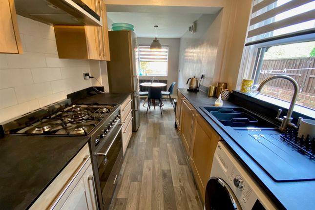Kitchen of Birley Street, Stapleford, Nottingham NG9