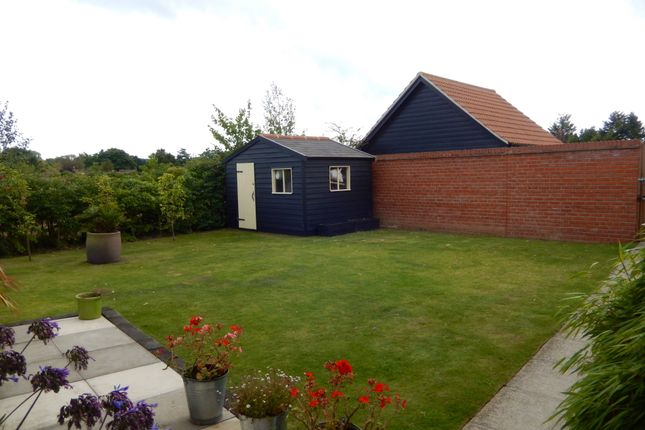 Thumbnail Semi-detached house for sale in Field View The Street, Nacton Vilage, Ispwich, Suffolk