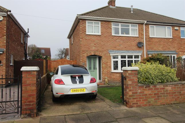 3 bed semi-detached house for sale in 61 Warwick Road, Cleethorpes, N.E. Lincs DN35