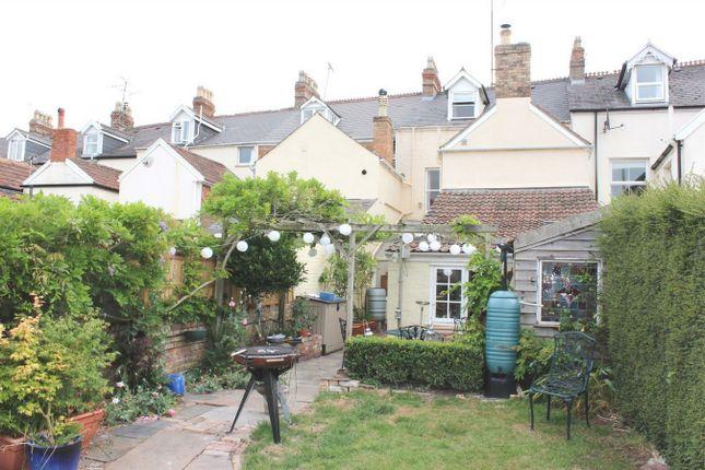 Thumbnail Terraced house to rent in Staplegrove Road, Taunton, Somerset