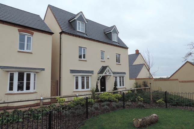 Thumbnail Town house to rent in Ripon Close, Bicester
