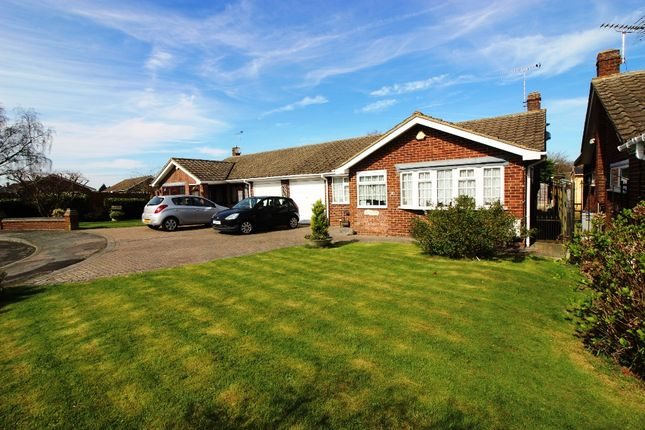 Thumbnail Semi-detached bungalow for sale in Regency Close, West Kingsdown