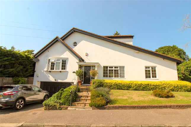 Thumbnail Detached house to rent in Herons Rise, New Barnet
