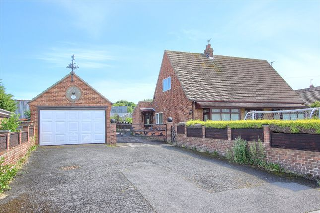 Thumbnail Bungalow for sale in Coronation Avenue, Hinderwell, Saltburn-By-The-Sea