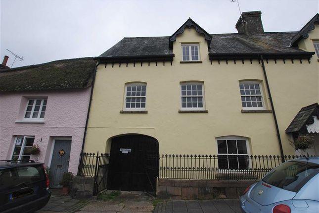 Thumbnail Flat to rent in Market Street, Hatherleigh, Okehampton