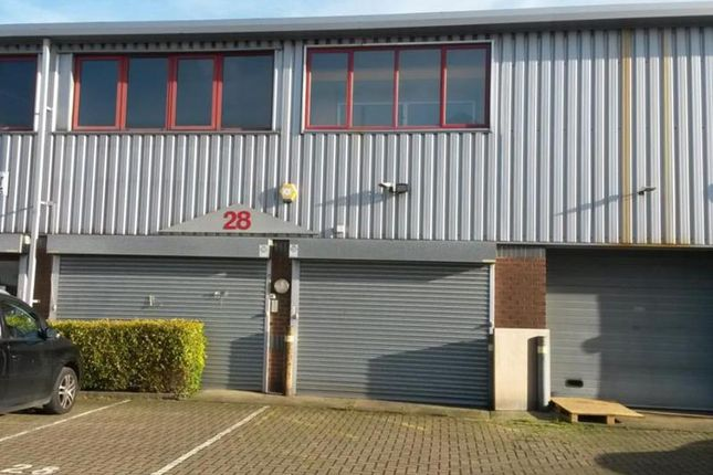 Thumbnail Light industrial to let in 28, The Metro Centre, Britannia Way, Park Royal, London