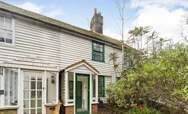 Thumbnail Cottage for sale in 3 Park Cottages, Ewell Road, Cheam, Sutton, Surrey