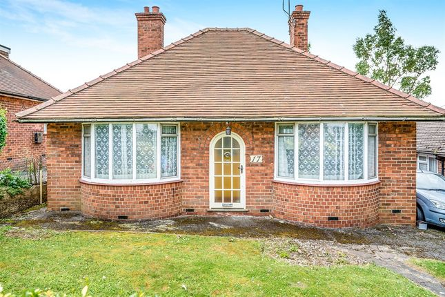 Thumbnail Detached bungalow for sale in North Drive, High Wycombe