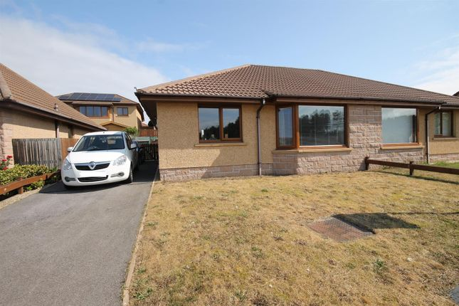 Thumbnail Semi-detached bungalow for sale in Cromarty View, Burghead, Elgin