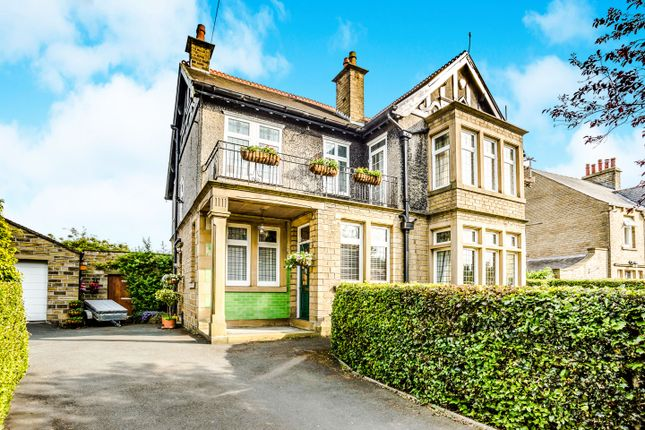 Thumbnail Detached house for sale in Heaton Road, Paddock, Huddersfield