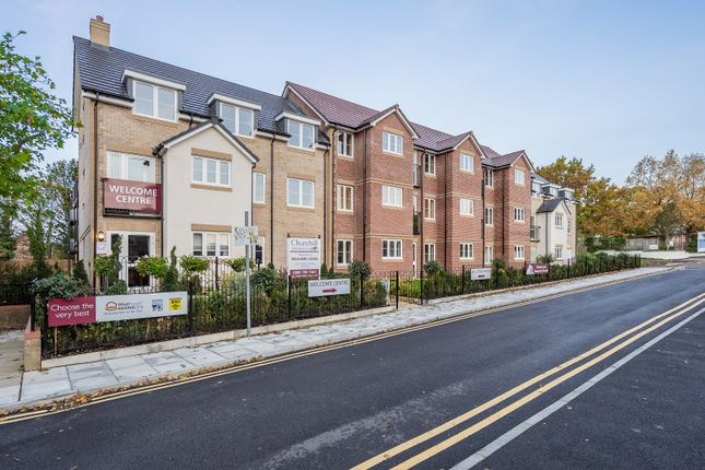 Thumbnail Flat for sale in Camps Road, Haverhill, Suffolk