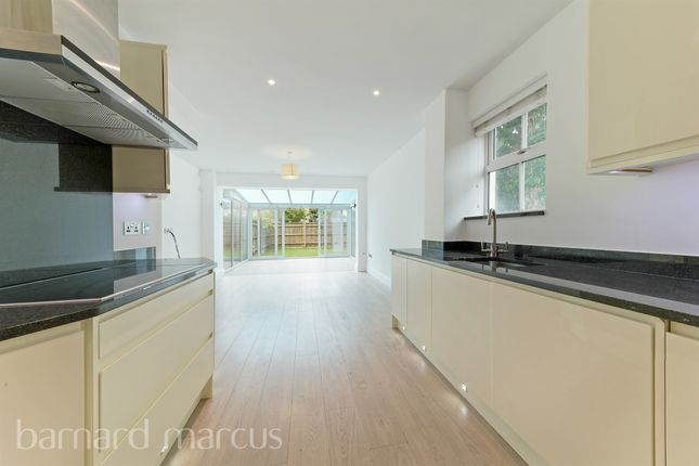 Thumbnail End terrace house for sale in Parliament Mews, London