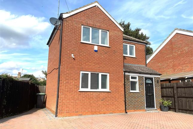 3 bed detached house for sale in Nippendale, Rushden NN10