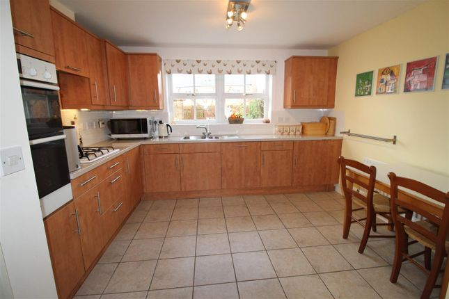 4 bed detached house for sale in Windmill Meadow, Wem