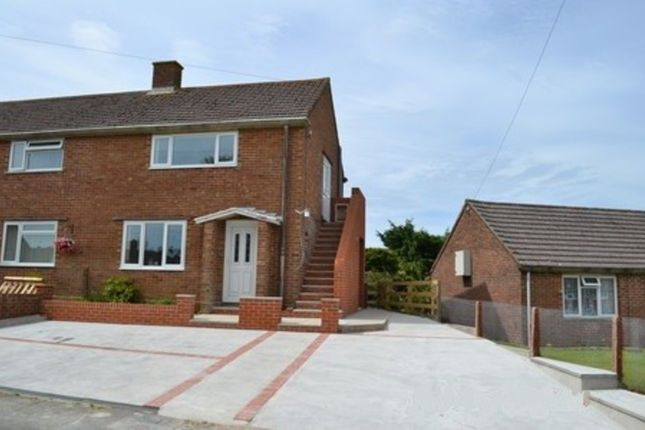 Thumbnail Flat to rent in Langmead Road, Crewkerne