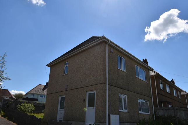 Thumbnail Flat to rent in Gower View Road, Gorseinon, Swansea