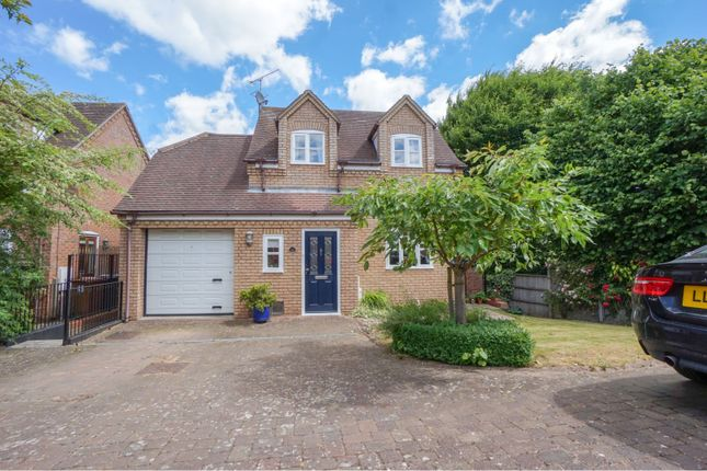 Thumbnail Detached house for sale in Bradway, Whitwell, Hitchin