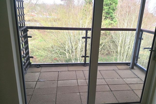 Balcony of St Crispin Retirement Village, St Crispin Drive, Duston, Northampton NN5