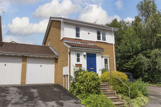 Thumbnail Detached house for sale in Honeysuckle Way, Chandler's Ford, Eastleigh, Hampshire