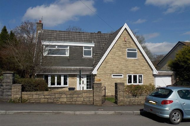 Thumbnail Detached house for sale in Rock Terrace, Ynysybwl, Pontypridd