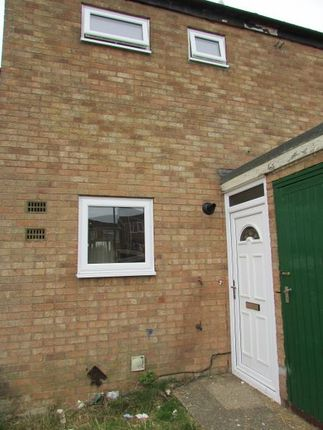 Thumbnail Terraced house to rent in Thirlmere, Brownsover, Rugby, Warwickshire