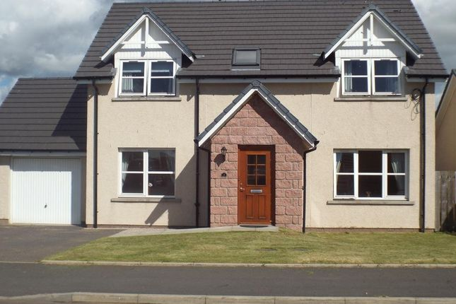 Thumbnail Detached house for sale in 3 Crichie Place, Petterculter, Fettercairn