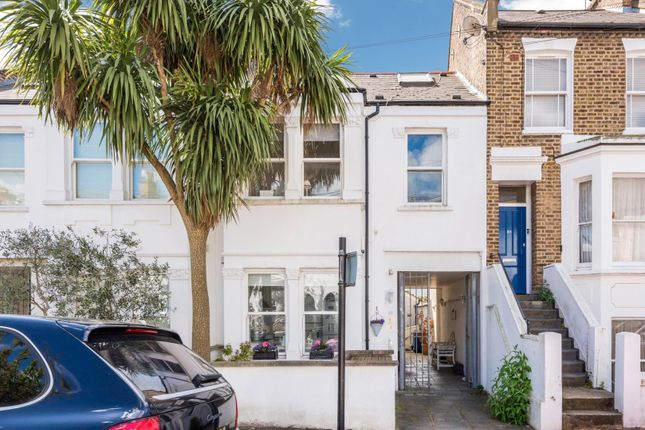Thumbnail Terraced house for sale in Berrymede Road, Chiswick, London