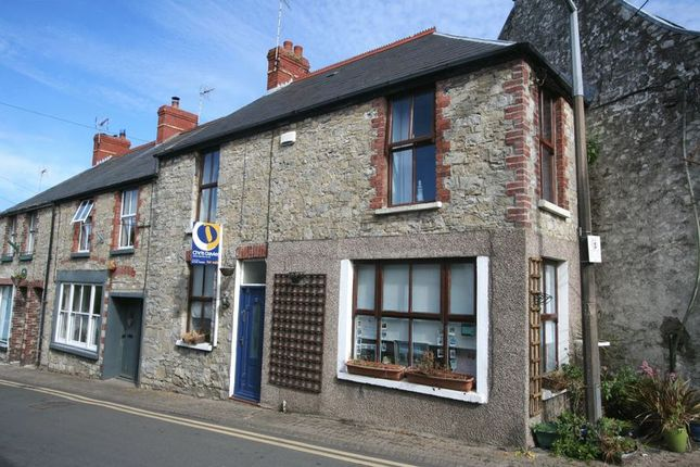 Thumbnail Terraced house for sale in Church Street, Llantwit Major