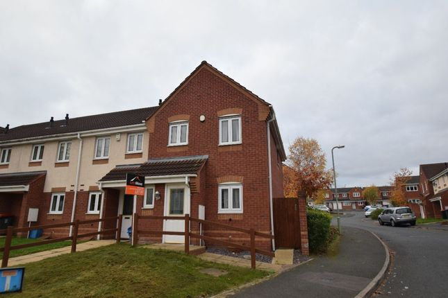 Thumbnail Semi-detached house to rent in Cardinals Close, Donnington Wood, Telford