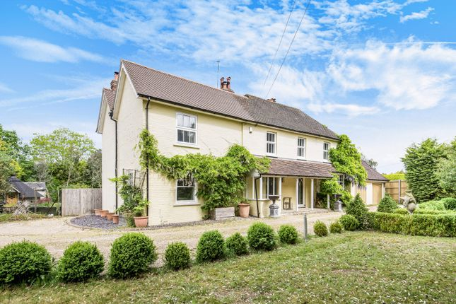 Thumbnail Detached house for sale in Handcross Road, Plummers Plain