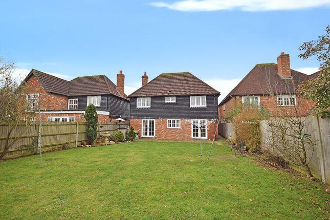 Thumbnail Detached house for sale in Kinneys Lane, Kennington, Ashford