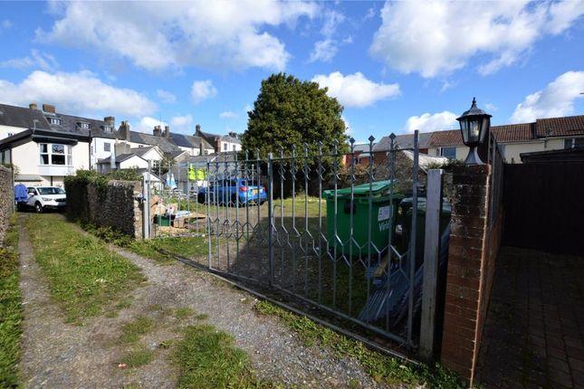Thumbnail Land for sale in St. John Close, High Street, Honiton