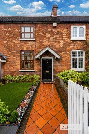 Thumbnail Terraced house to rent in Nursery Road, Edgbaston, Birmingham