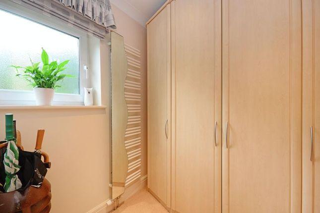 Cloakroom of Rivendell, Derriman Glen, Ecclesall, Sheffield S11