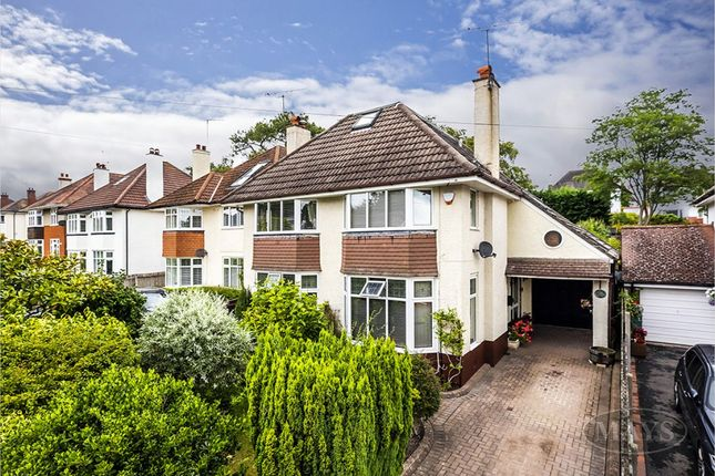 6 bed detached house for sale in Spur Hill Avenue, Poole BH14