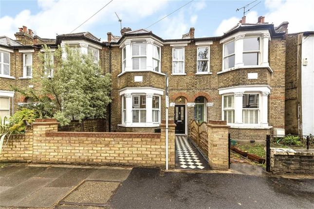Thumbnail Terraced house to rent in Hamilton Road, London